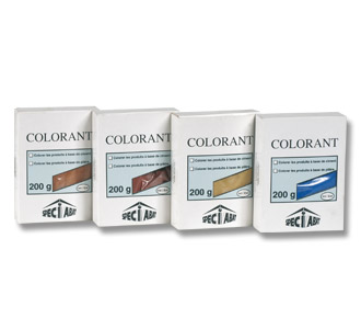 colorants - Colorant Mortier